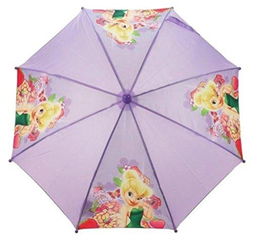 Disney Fairies Tinkerbell Lilac Umbrella