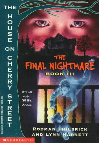 The Final Nightmare: Book III : The House on Cherry Street (Nightmare House compare prices)