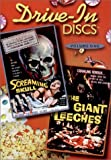 echange, troc Horror Classics Vol.1 : The Screaming Skull / Attack of the Giant Leeches (1960) [Import USA Zone 1]