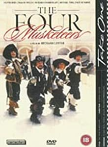 The Four Musketeers (1975) [DVD]