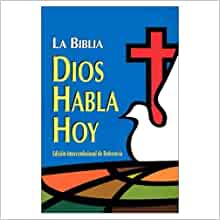 La Biblia: Dios Habla Hoy: American Bible Society: Amazon.com: Books