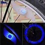 Promithi LED Bicycle Spoke Wheel Safe...