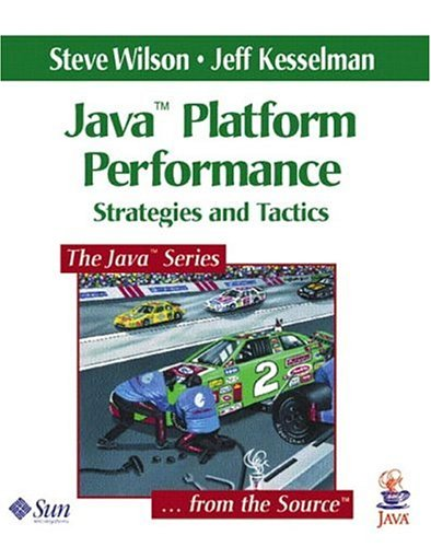 Java(TM) Platform Performance: Strategies and Tactics