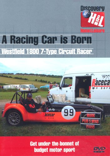 A Racing Car Is Born - Westfield 1800 7-Type Circuit Racer [DVD]