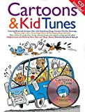 NM10088 - Cartoons and Kid Tunes Bk/CD