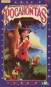 The Adventures Of Pocahontas- Indian Princess [VHS]