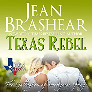 Texas Rebel Audiobook