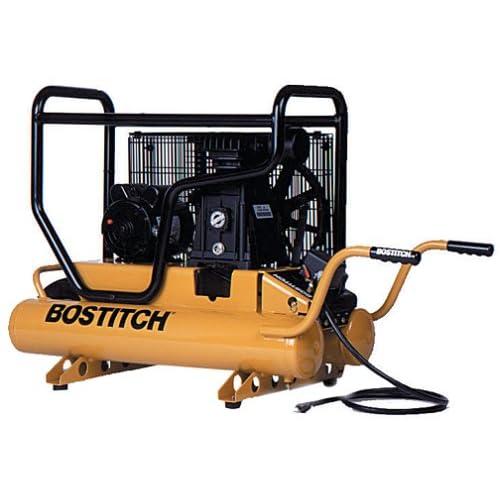 BOSTITCH CAP5580WB 5.5 HP Gas Powered Wheelbarrow Air Compressor