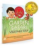 Garden Safari Vegetable Soup (Kitchen Club Kids)