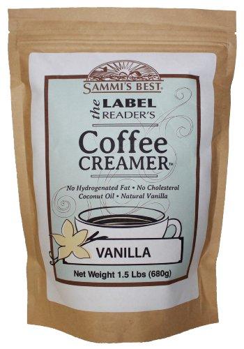 The Label Readers Healthy Coffee Creamer Vanilla-1.5Lb
