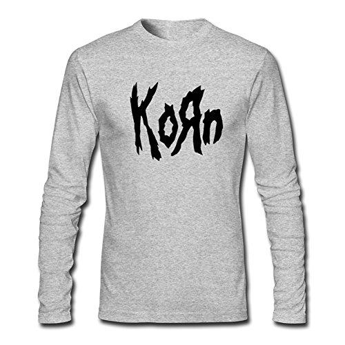 Korn Korn Banded Collar For Mens Long Sleeves Outlet