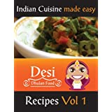 Indian Cuisine Made Easy - Desi Dhulan Food Recipes Vol 1 ~ S M  RAHEEL