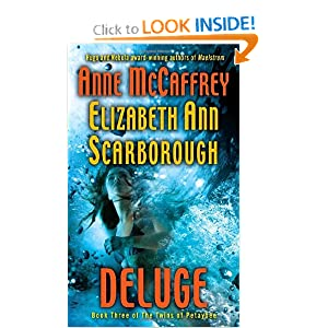 Deluge: Book Three of The Twins of Petaybee by Anne McCaffrey and Elizabeth Ann Scarborough
