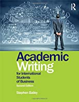 Academic Writing for International Students of Business, 2nd Edition Front Cover