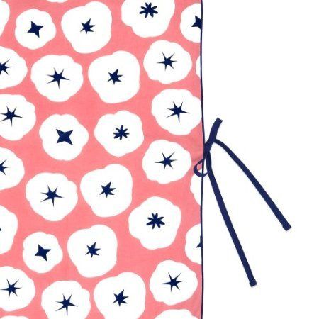Babyletto Stroller Blanket, In Bloom front-854556
