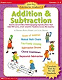 Addition & Subtraction: Dozens of Activities with Engaging Reproducibles That Kids Will Love...from Creative Teachers Across the Country; Grad (Best-Ever Activities for Grades 2-3) (0439296463) by Rovin-Murphy, Deborah