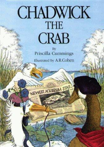 Chadwick the Crab, Priscilla Cummings