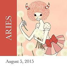 Aries: August 05, 2015  by Tali Edut, Ophira Edut Narrated by Lesa Wilson