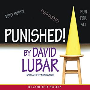 Punished Audiobook