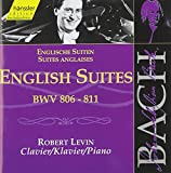 Bach: English Suites, BWV 806-811
