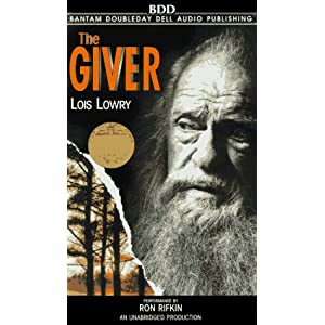 Amazon.com: THE GIVER (9780553473599): Lois Lowry, Ron Rifkin: Books