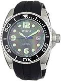 Invicta Men's 0467 Pro Diver Automatic Black Polyurethane Watch