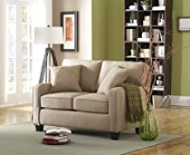 Hot Sale Sofab Coco Love Seat, Beige