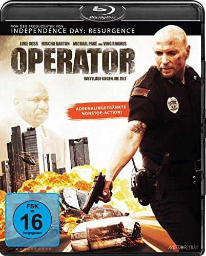 Operator - Wettlauf gegen die Zeit [Blu-ray]