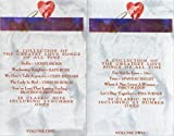 Various The Greatest Love: A Collection of The Greatest Love Songs of All Time..Vol.1 & II (CASSETTE)