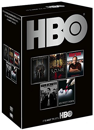hbo-decouverte-saisons-1-game-of-thrones-the-pacific-rome-sur-ecoute-six-feet-under-francia-dvd