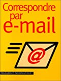 Correspondre par e-mail