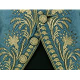 Court Dress Coat, detail (V&A Custom Print)