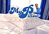 My Pillow Premium Series Bed Pillow, Standard/Queen Size, White Level