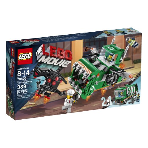 LEGO Movie 70805 Trash Chomper (Captain America Trash Can compare prices)