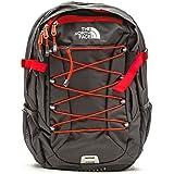 The North Face Women's Borealis Backpack - RocketRed/Asphalt Grey, 25 Litre