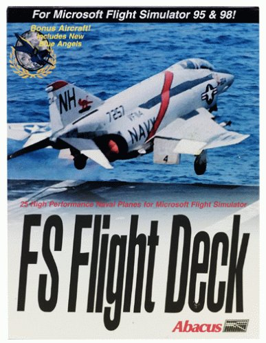 Flight Simulator Flight Deck - PC
