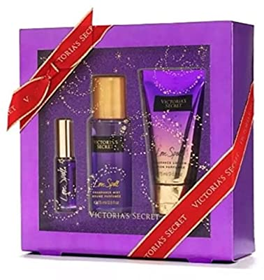 Victoria's Secret Fantasies New Gift Set with Free Nail Filer !