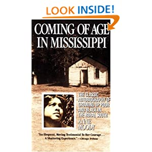 coming to age in mississippi Free essay: coming of age in mississippi is an autobiography of the famous  anne moody moody grew up in mist of a civil rights movement as a poor african.