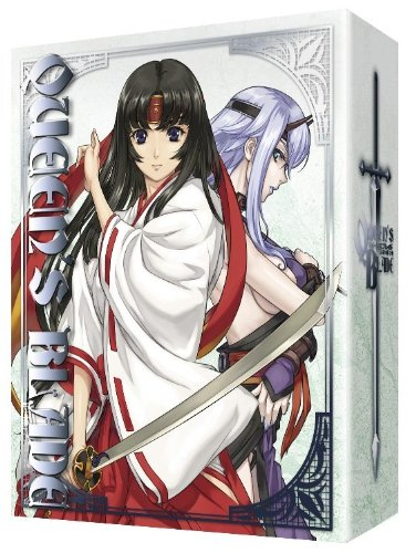 クイーンズブレイド 玉座を継ぐ者 第4巻 [Blu-ray]