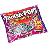 Miniature Tootsie Pops (200 pc)