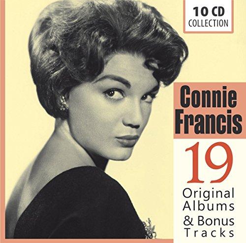 Connie Francis - 19 Original Albums & Bonus - Zortam Music