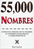 55,000 Nombres (Spanish Edition)
