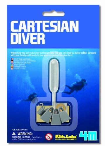 4M Cartesian Diver - 1