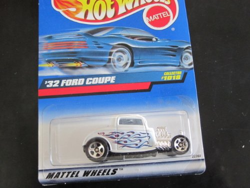 Mattel Hot Wheels '32 Ford Coupe, # 1018 - 1