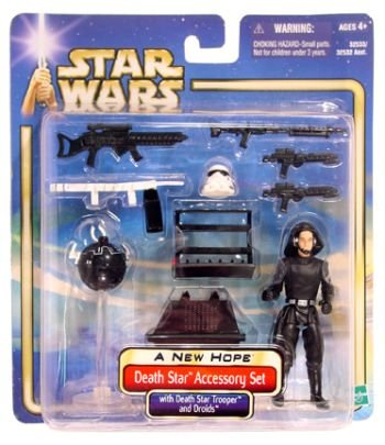 Star Wars: Episode 2 Death Star Accessory Set - 1