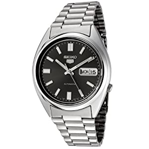 Click to buy Seiko Watches for Men: SNXS79K Automatic Stainless Steel Watch from Amazon!