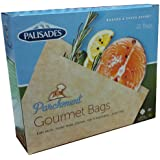"""Best Quality Best Brand """"50% More"""" Parchment Gourmet Cooking Bag, """"20 Bags Per Pack"""""""