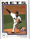 2004 Topps #417 Jae Weong Seo - New York Mets (Baseball Cards)