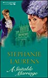 Stephanie Laurens A Suitable Marriage: An Unwilling Conquest / A Comfortable Wife (Mills & Boon Special Releases)