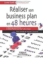 Réaliser son business plan en 48 heures (CD Inclus)